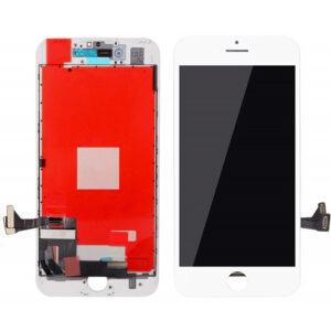 iPhone 7 AAA Skärm - Vit