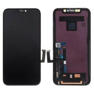 iPhone 11 Display Premium - Svart