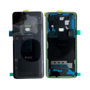 Samsung Galaxy S9 Baksida - Svart