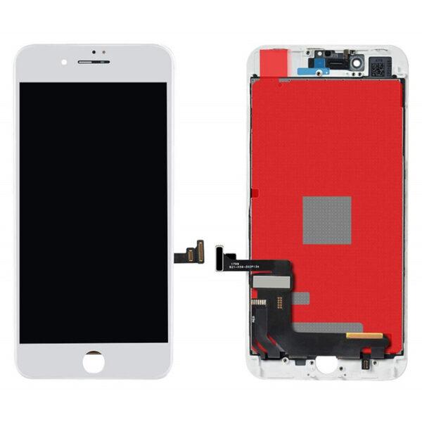 iPhone 8/iPhone SE 2020 Display Skärm - Vit