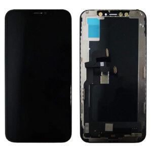 iPhone XS Display Incell - Svart