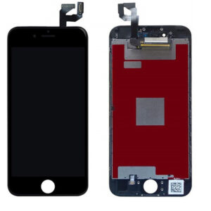 iPhone 6S Plus AAA Skärm - Svart