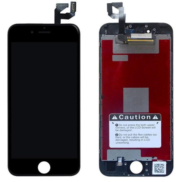 iPhone 6S Skärm Display Premium - Svart