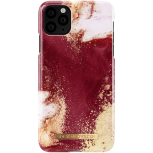 iDeal Of Sweden Golden Burgundy Marble iPhone 11 PRO MAX/XS MAX