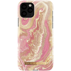 iDeal Fashion Case Golden Blush Marble iPhone 11 Pro/XS/X