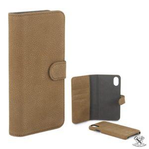 Wallet Case Läder iPhone X/XS