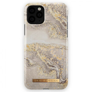 iDeal Of Sweden Sparkle Greige Marble iPhone 11 Pro/XS/X