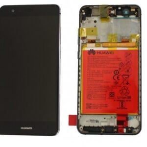 Huawei P Smart LCD Display Svart Inkl. Batteri