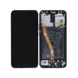 Huawei Mate 20 Lite LCD Display Svart Inkl. Batteri