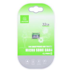 Usams Micro SDHC Card 32GB