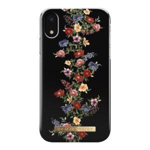 iDeal Of Sweden Case Dark Floral iPhone XR