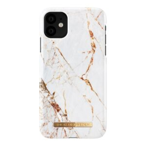 iDeal Of Sweden Case Carrara Gold iPhone 11/XR