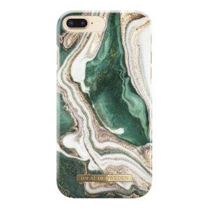 iDeal of Sweden Case Golden Jade Marble iPhone 6/6S/7/8 Plus