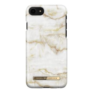 iDeal Of Sweden Case Golden Pearl Marble iPhone 6/6s/7/8/SE