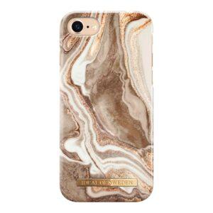 iDeal Of Sweden Case Golden Sand Marble iPhone 6/6s/7/8/SE