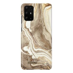 iDeal Of Sweden Fashion Case Samsung Galaxy S20 Plus Golden Sand Marble