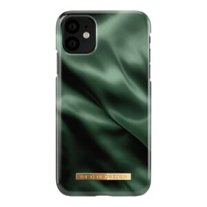 iDeal of Sweden iDeal Fashion Case Iphone 11 Pro Emerald Satin