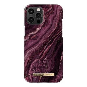 iDeal of Sweden Fashion Case Golden Plum iPhone 12 Pro Max