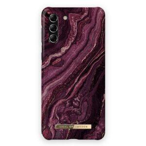 iDeal Of Sweden ideal Fashion Case Samsung Galaxy S21 Golden Plum