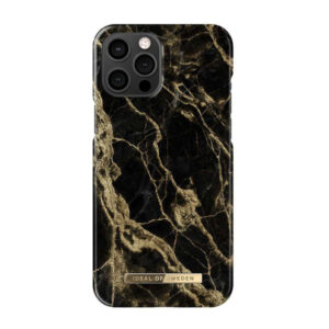 iDeal of Sweden ideal Fashion Case Golden Smoke Marble iPhone 12 Pro Max