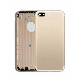 iPhone 7 Plus Baksida Med Ram - Guld
