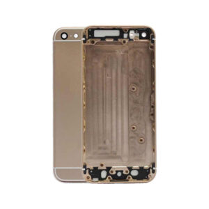 iPhone 7 Baksida Med Ram - Guld
