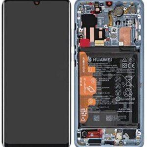 Huawei P30 Pro Skärm Med LCD Display - Breathing Crystal Inkl. Batteri