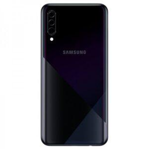Samsung Galaxy A30S Baksida/Batterilucka - Svart