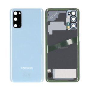 Samsung Galaxy S20 Batterilucka/Baksida - Original - Blå