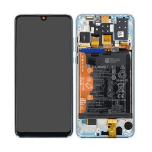 Huawei P30 Lite Skärm Med LCD-Display - Breathing Crystal