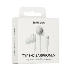 Samsung USB-C Hörlurar (Tuned By AKG) - Vit