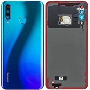 Huawei P30 Lite Batterilucka/Baksida - Blå