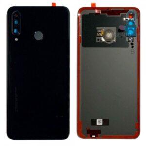 Huawei P30 Lite Batterilucka/Baksida - Svart