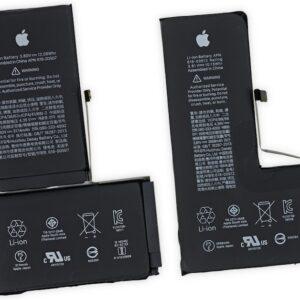 iPhone XS Batteri - Original