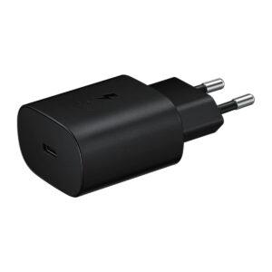 Samsung USB-C Väggladdare 25W EP-TA800 (Bulk) - Black